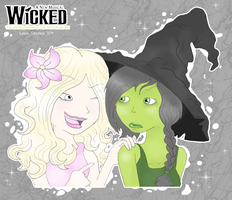 Wicked - Popular by Leenspiration