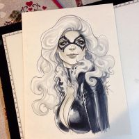Black Cat by MirkAnd89
