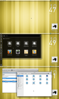 Another Unity desktop by DavidOteroNavarro