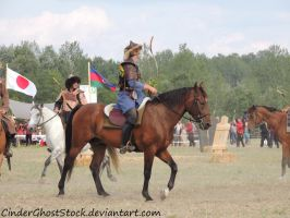 Hungarian Festival Stock 135 by CinderGhostStock