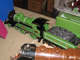 ACE Trains CELEBRATION Class LNER 2006 2 by TaionaFan369