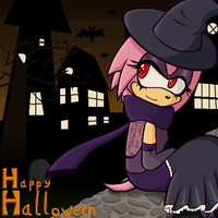 .:Halloween 2008:. by BlueBead