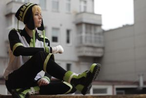 DRAMAtical Murder Noiz cosplay by NyyCat