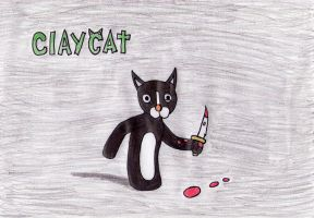 Claycat by Pyroraptor42