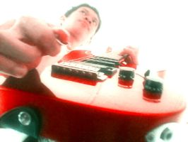 With My Guitar by kawl4sure