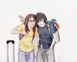 {Omake} - Loc n' I - ONWARDS TO FRANCE by AkiIsAwesome42