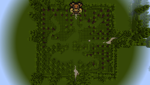 FF Mystic Quest + Minecraft - Level Forest 2 by SatyreX