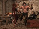 Tavern (5/5) by Catweazle01
