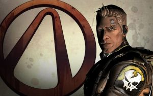 XNA Borderlands 2: Axton by jeux422
