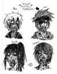 DGM Actual Zombies by The-Butterses