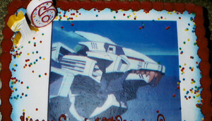 Liger Zero Cake by Dregrith