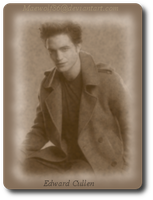 Edward Cullen Old photo by Maewolf86