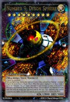 Number 9: Dyson Sphere by DaniOcampo1992