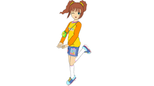 Yayoi the idolm@ster xbox360 by Haruhi-chan4ever