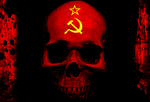 Cold War-Era Skull by FearOfTheBlackWolf