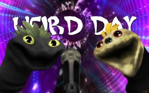 Have a Weird Day by TheAstro