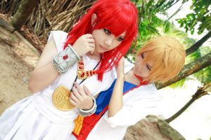Magi - Morgiana Alibaba by Xeno-Photography