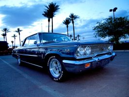1963 Ford Galaxie by Swanee3