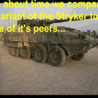 Dare to Compare --- M1128 Stryker MGS Vs. AML-90! by BlacktailFA