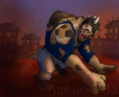 Revenge of Poundfist by Ageaus