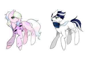 Male Pony Adopts (CLOSED) by Mochikuu