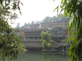 Tuo river by zffffff
