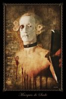 marquis de sade part II by greenfeed