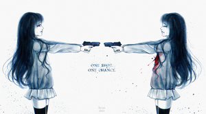 One Shot. One Chance by Lio-Sun