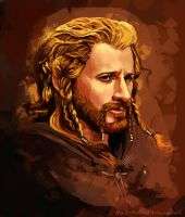 Fili the Golden by Mad-Hattie