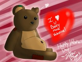 Beary Luv by D5697