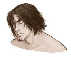 Prince of Persia by relsgrotto