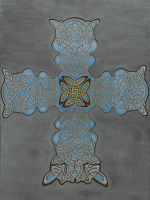 Celtic Cross by MozDynamite