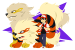 Arcanine by thehobosapien
