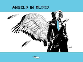Angels in Blood by rodcrison