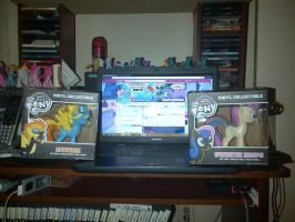 I bought Spitfire and Bon Bon :D from Toys R Us by Galvan19