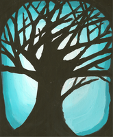 Tree by Blue-Tree-Keeper