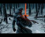Only the Force by Heri-Shinato