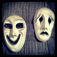 Masks - instagram by trencapins