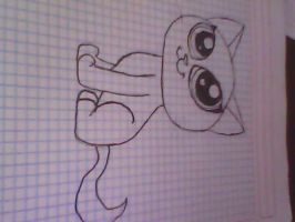 Sindy en lps XD sin colorear by Sindy-la-gata