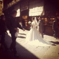 Just married by midtun