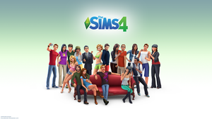 The Sims 4 Wallpaper by moozdeviant