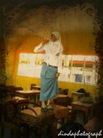 adhys in the school by dindaokeeh