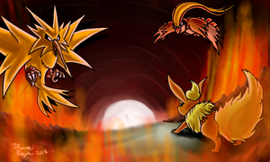 Twitch Plays Pokemon Thing! by GriffinFlash