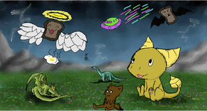 and yet another iscribble... by Pilliercp