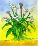 Lillies by deviantmike423