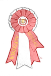 Windgate Stables Sixth Place Ribbon by qannekke