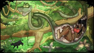 Kaa Today by Acerok