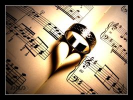 Music was my First Love v1 by pusina