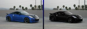 350z color change by rSYNist17