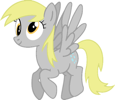 Derpy Vector by HALOPONY3